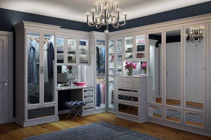 Custom Closets For Spring Renovations